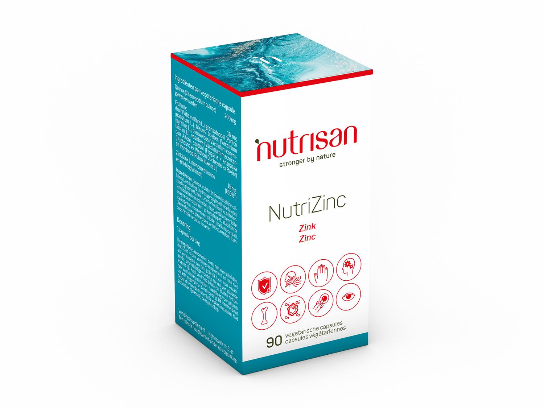 Nutri Zinc (90 vegecaps)